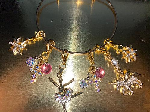 "XA CharmLife x "" Misty's Dance"" Bracelet"