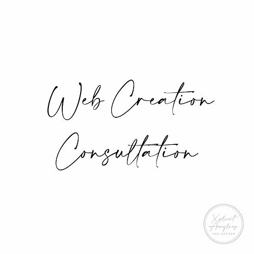 Web Creation Consultation