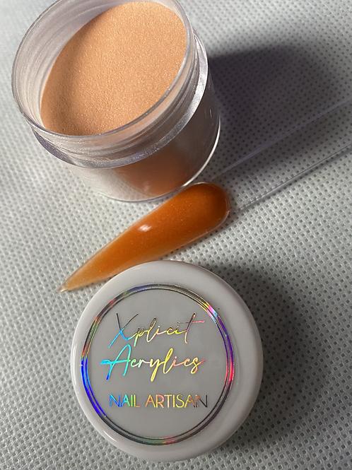 "XA Glitter Acrylic "" ORGANZA "" 20 grams"