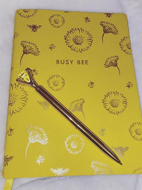 HunnyBee Big Bling Pen