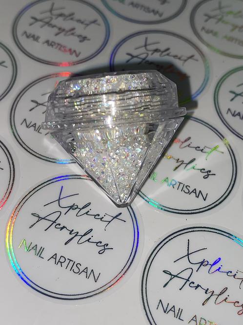 XA VVS Pixie Diamond Box