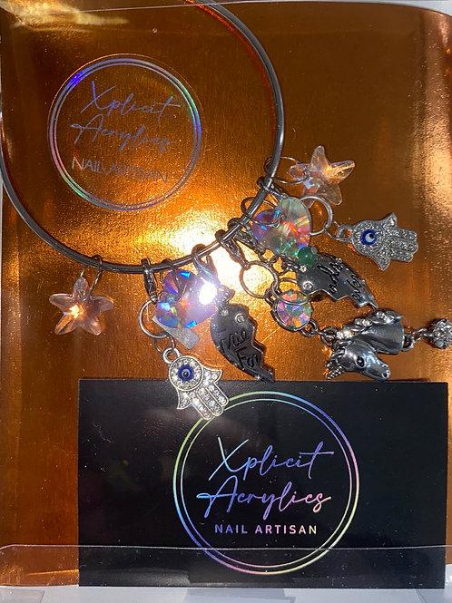 "XA CharmLife ""Best Bestie"" Bracelet"