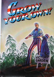 """Grow Your Own"" Poster"