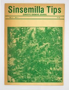 Sinsemilla Tips Magazine - Vol. 2, No. 3
