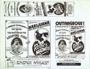 NORML Reefer Madness Ads