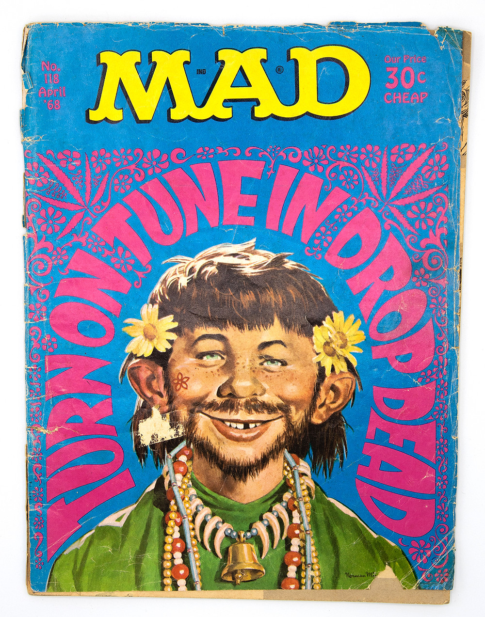 Mad Magazine - April 1968 [M021]