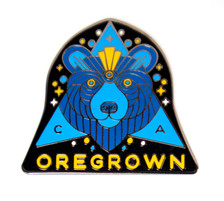 """Oregrown"" Hat Pin"