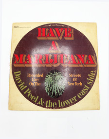 """Have a Marijuana"" Vinyl Album"