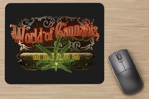 WOC Logo Mousepad
