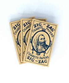 Vintage Zig-Zag Cigarette Papers