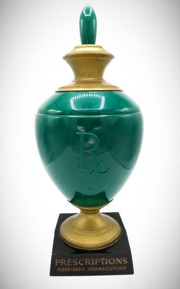 """""""Rx / Prescriptions"""" Jar Facsimile"""
