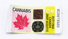 Canadian Cannabis Tax Stamp