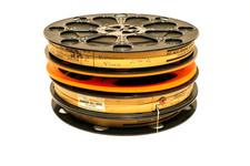 """The Devil's Joint"" Film Reels"