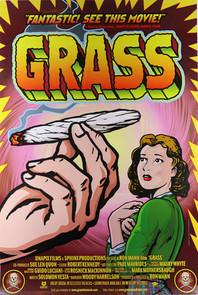 """Grass"" Movie Poster"