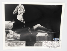 """""""Reefer Madness"""" Signed Promo Photo - Thelma White"""