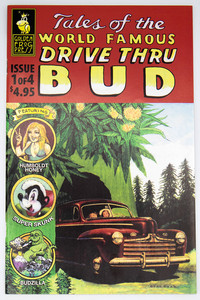 Tales of the World Famous Drive Thru Bud Comic #1