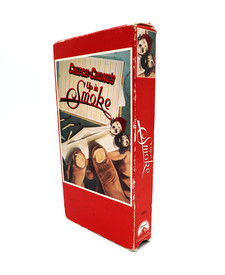 """""""Up in Smoke"""" VHS Tape"""