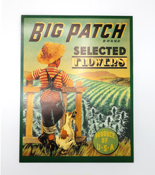 """Big Patch Brand"" Label"