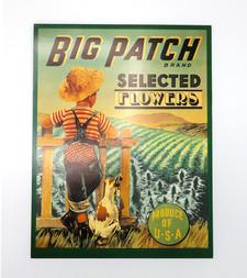 """Big Patch Brand"" Label"
