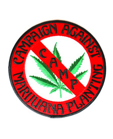 Campaign Against Marijuana Planting (CAMP) Patch