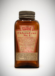 Friable Tablets - Chlorodyne No. 1