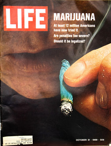 Life Magazine - Marijuana Issue