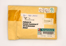 Package Containing Original Pollinator Bags