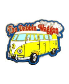 """""""The Dabbin Waggon"""" Hat Pin"""