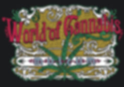 Revised logo - World of Cannabis - mei19