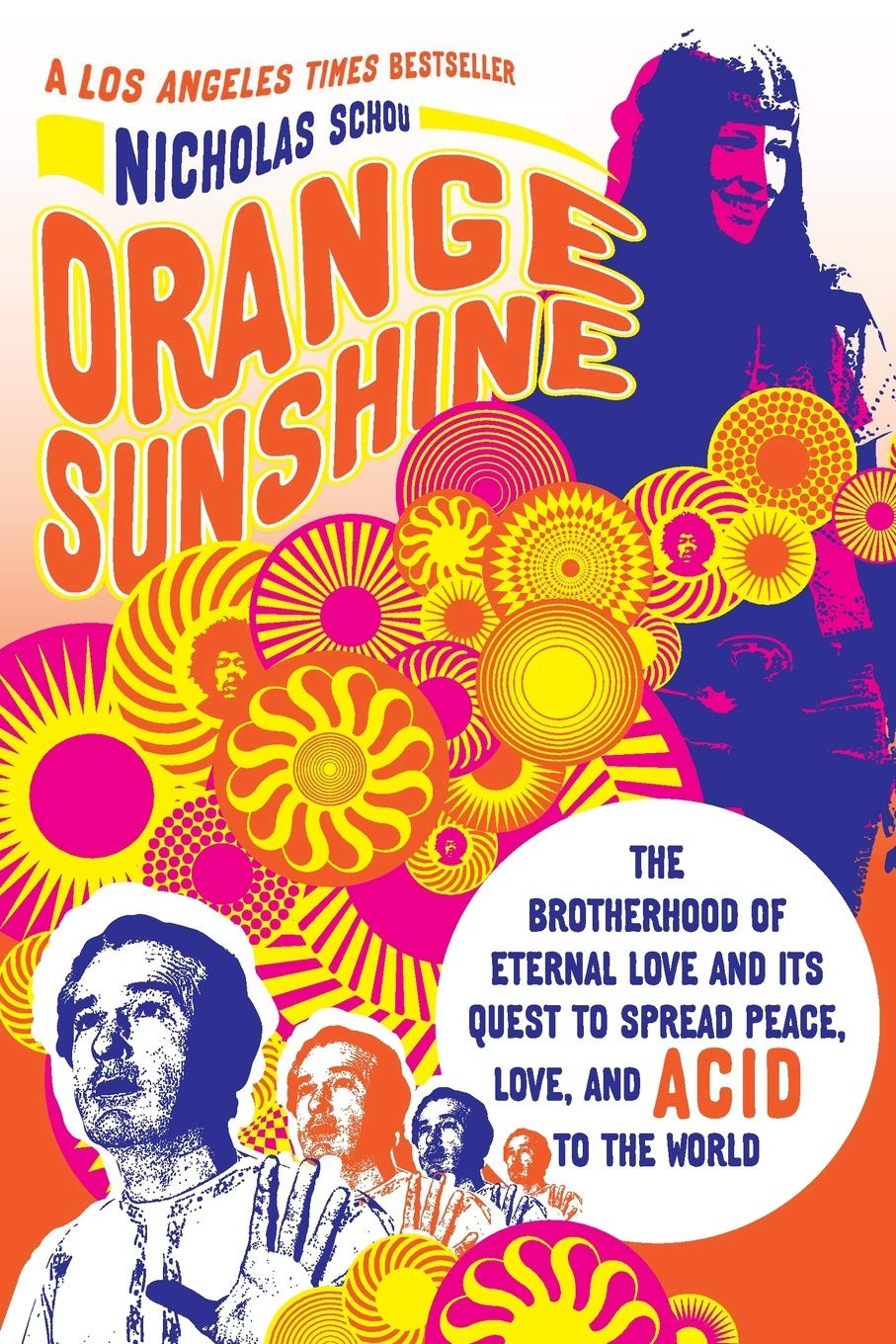 Orange Sunshine book - 2010