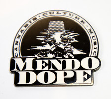 """Mendo Dope"" Hat Pin"