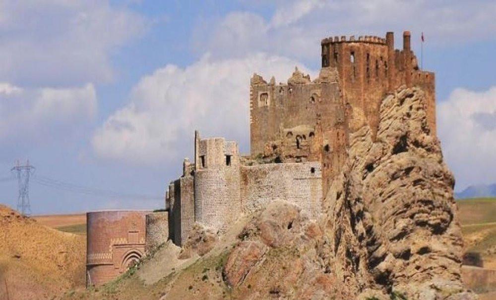 Ruins of Alamut Castle