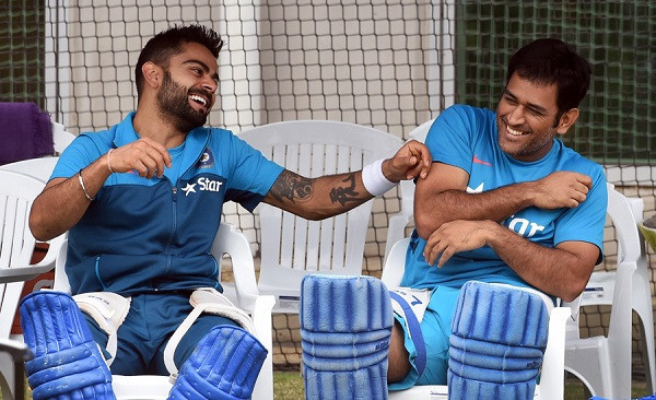 Dhoni & Kohli: Contrasting leadership styles