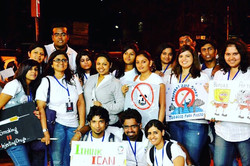 Fighting against the use of tobacco