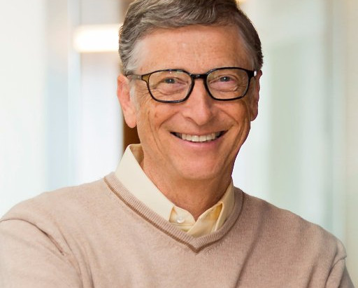 Advice for the youth @BillGates