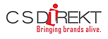 CSDirekt Events and Exhibitions Logo | India