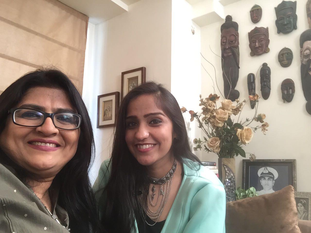 Asees Kaur and Priya