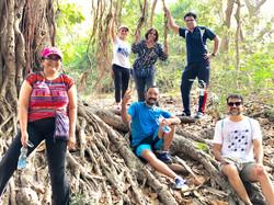 BIY Team at SGNP