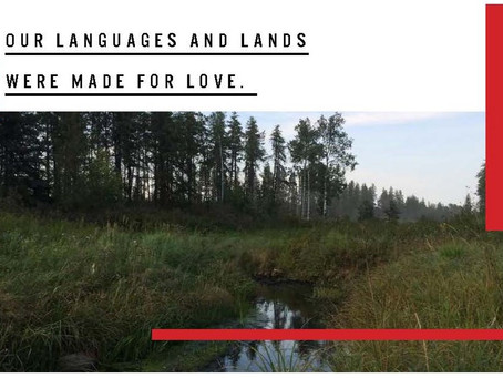 Our Languages and Lands Were Made for Love | by Erica Violet Lee