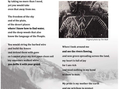 The Mountains Are My Kingdom | Red Haircrow