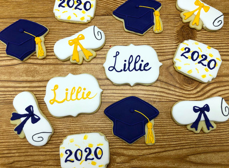 Congratulations Class of 2020!!