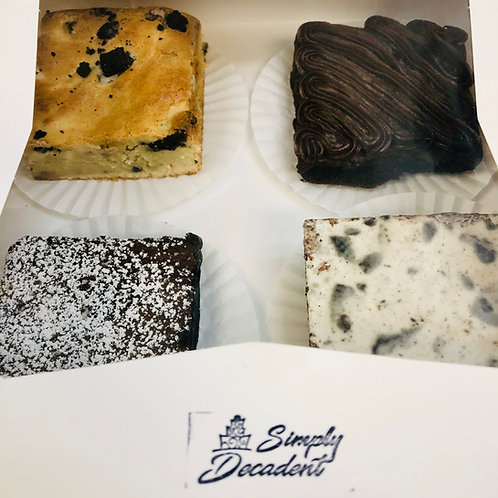 Brownie Points Dessert Box