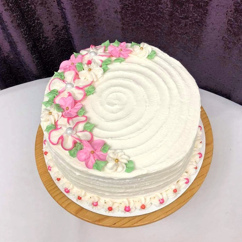 Mother's Day Celebration Cake