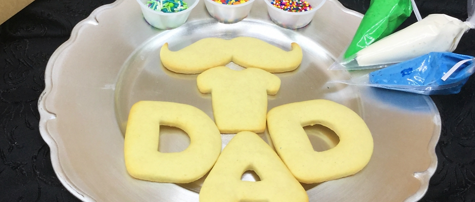 Daddy Day Cookie Box