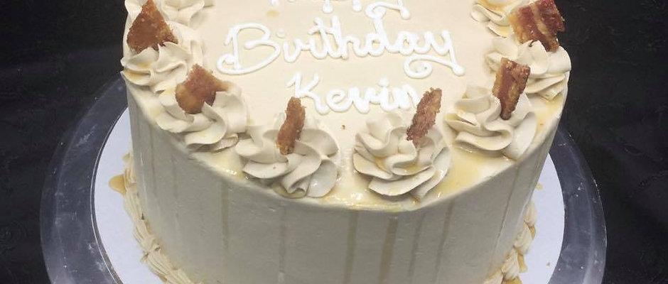 Maple Bacon Cake