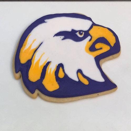 Bellbrook Eagle Cookies