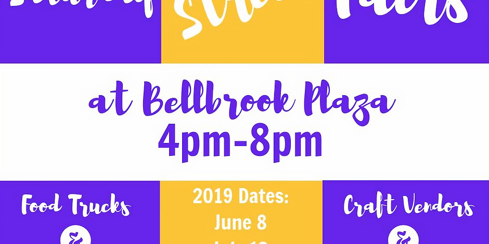 Saturday Street Fair at Bellbrook Plaza