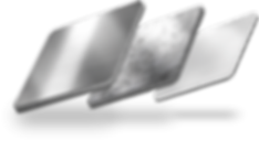 aluminio acero inoxidable hierro