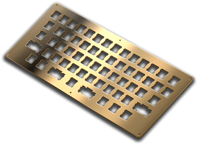 Mechanical Custom Keyboard Plates