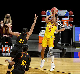 3-3-21 Pac-12 Tourney Arizona State Sun Devils-USC Trojans Gallery
